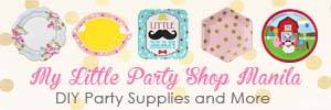 My Little Party Shop